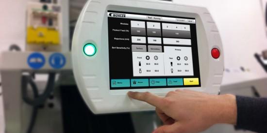 human-machine-touch-interface